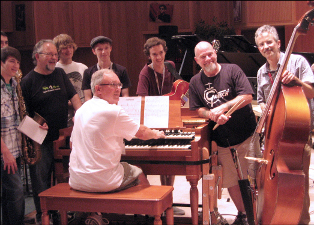 Pat Harbison's 2010 Jamey Aebersold combo