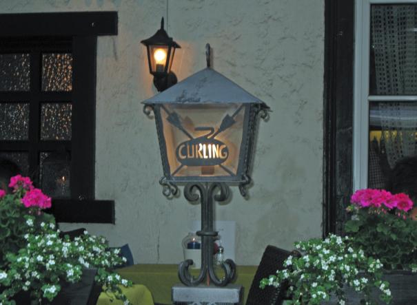 curling lamp